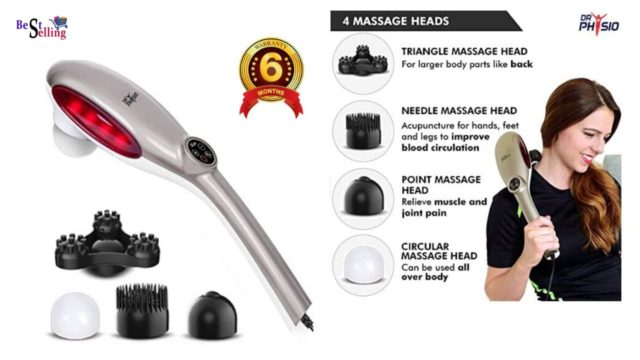 Massager Machine For Back Pain