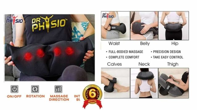 10 Best Massager Machine For Back Pain in India 2021