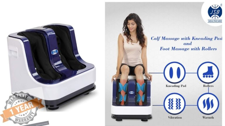 blood circulation machine for legs