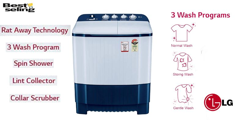 best semi automatic washing machines under 20000