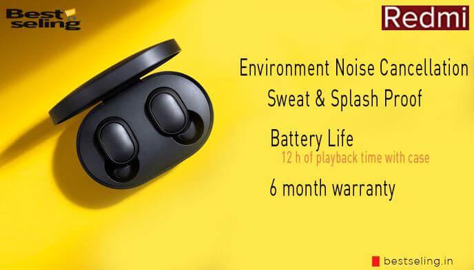 redmi wireless earbuds