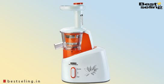 twin gear juicer india