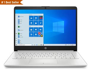 Hp 14 Ryzen 5 Quad core laptop