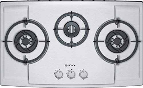 bosch gas hob stainless steel