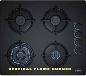 bosch vertical flame gas hob