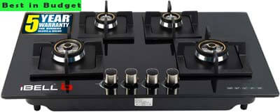 Best budget gas hob from iball