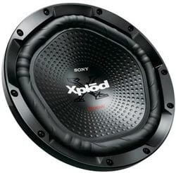 sony xs nw12002 subwoofer with punchy bass