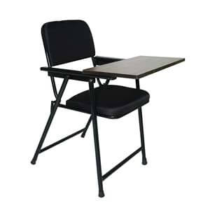Cellbell-folding-study-chair-with-writing-pad