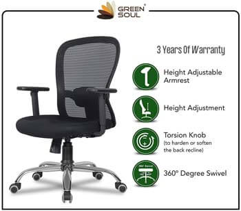 Green-soul-chair-for-long-hour-sitting