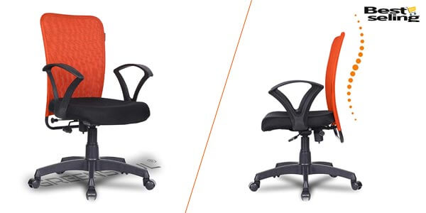 Best Chair For Studying Long Hours India 2021[Latest]